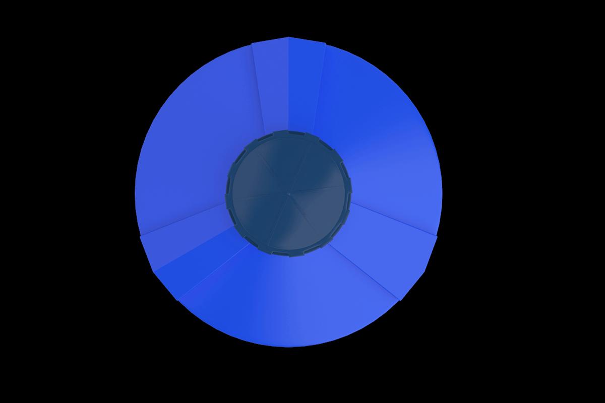 1 Ton Mavi Dikey Su Deposu Fiyatı