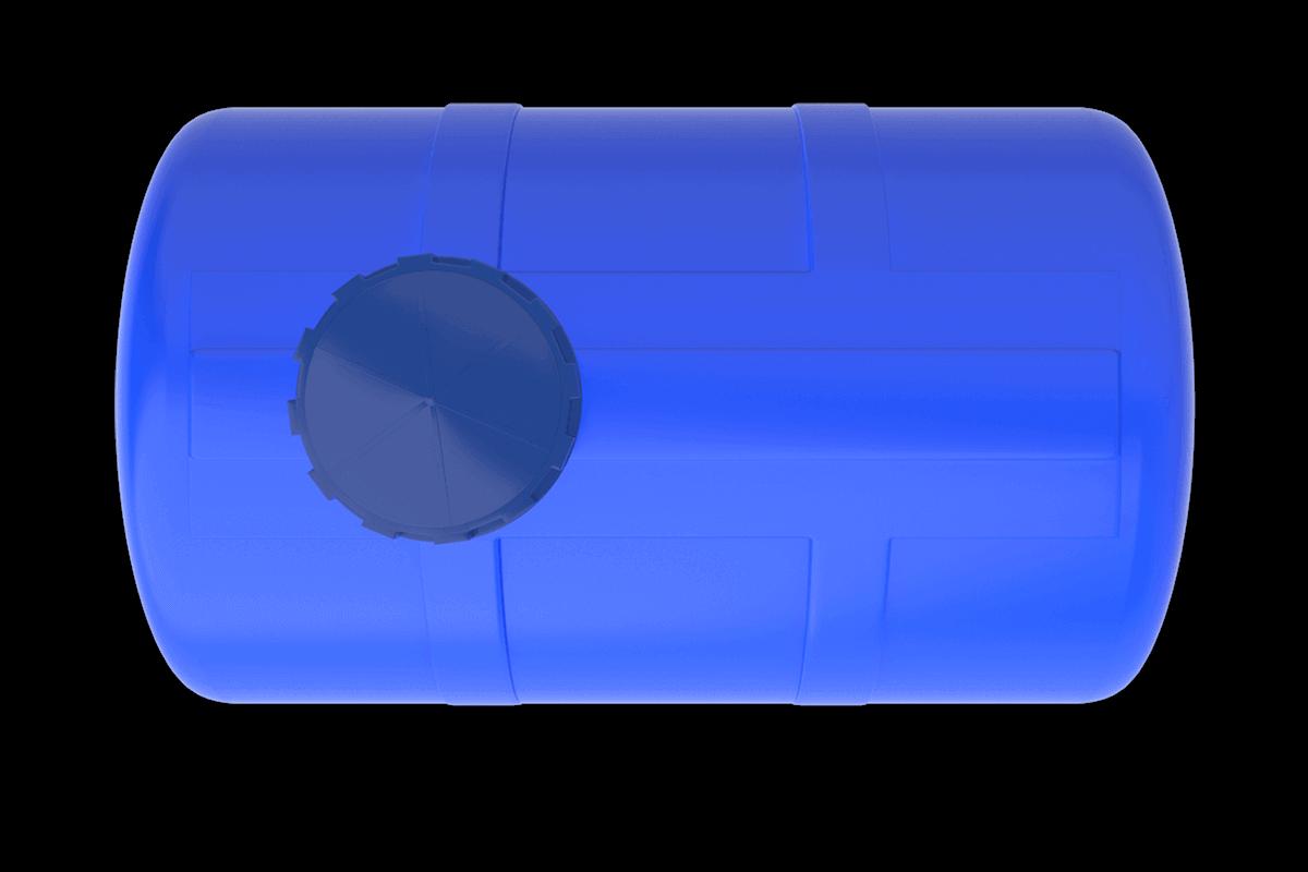 1 Ton Mavi Yatay Su Deposu Fiyatı