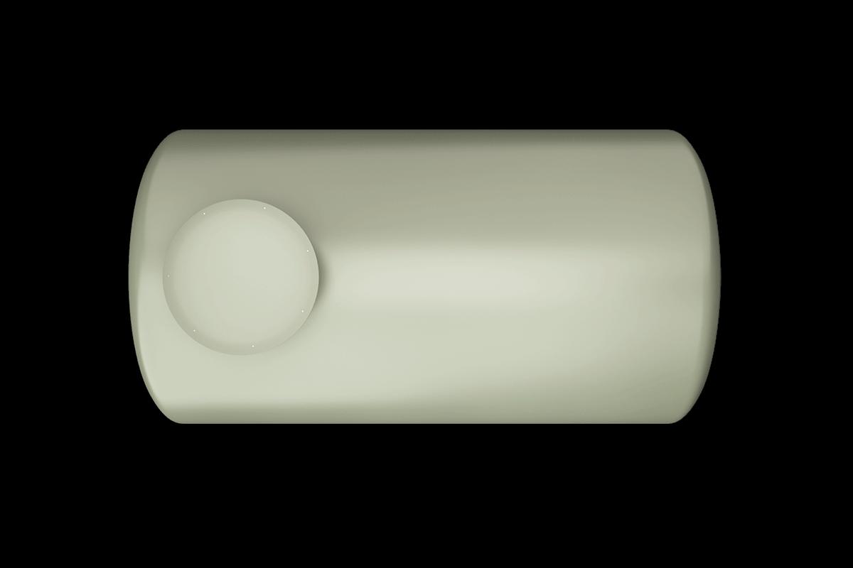 1 Ton Yatay Polyester Su Deposu Fiyatı