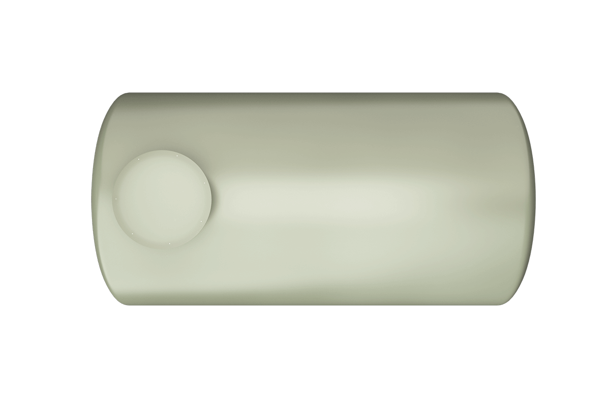 1.5 Ton Yatay Polyester Su Deposu Fiyatı