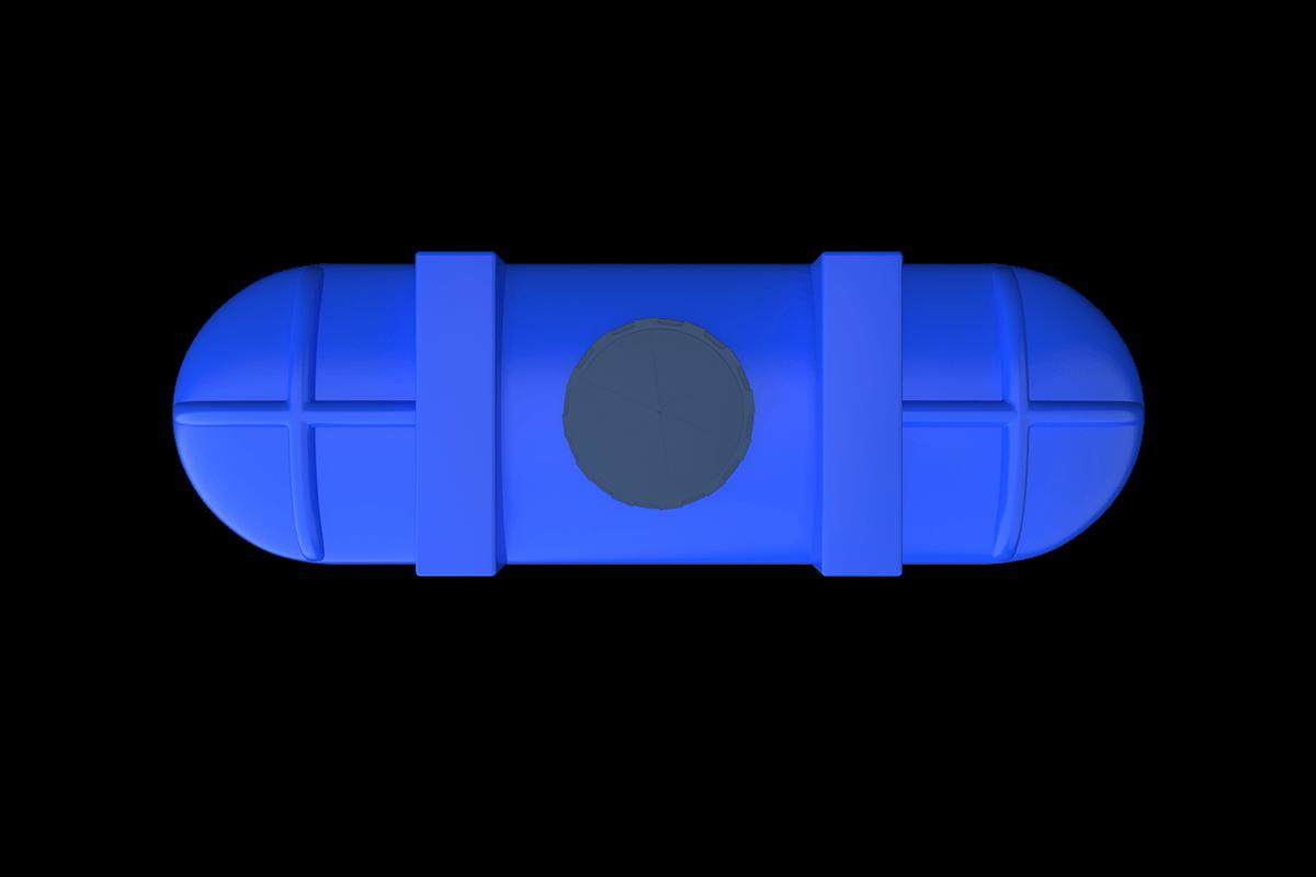 2 Ton Mavi Plastik Toprak Altı Depo Fiyatı