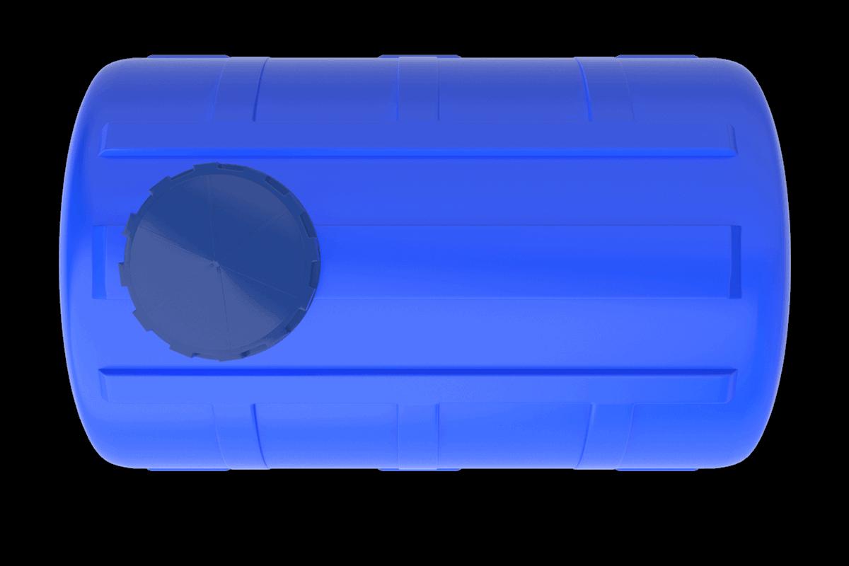 2 Ton Mavi Yatay Su Deposu Fiyatı