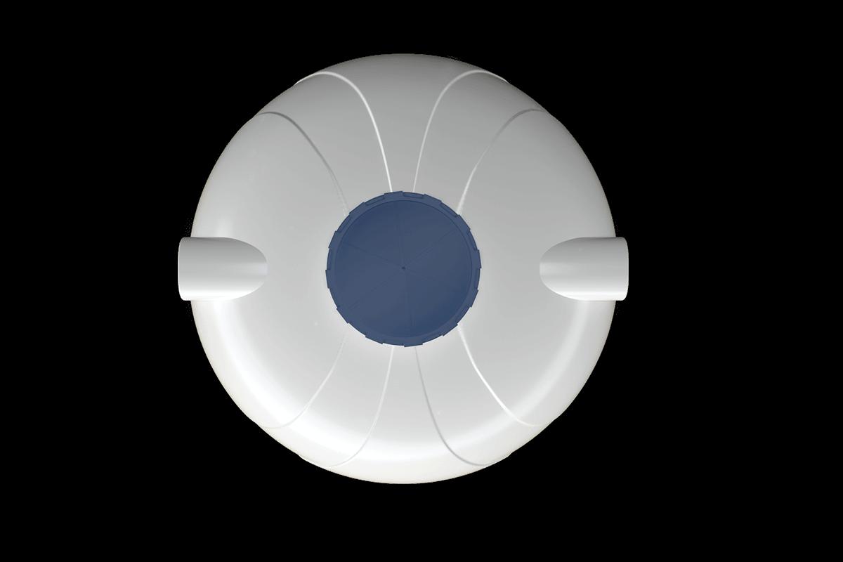 2000 Lt Beyaz Milenyum Depo Fiyatı