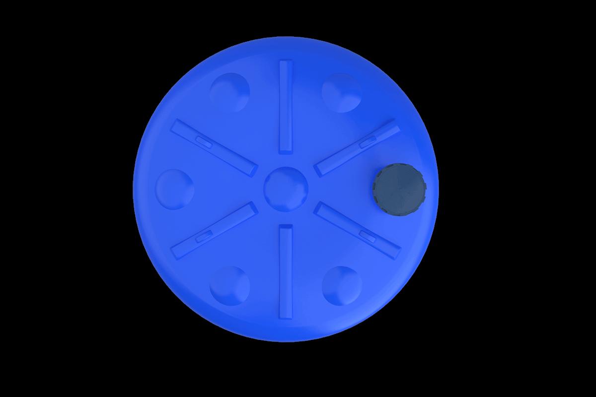 25 Ton Mavi Dikey Su Deposu Fiyatı