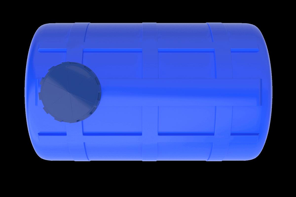 3 Ton Mavi Yatay Su Deposu Fiyatı