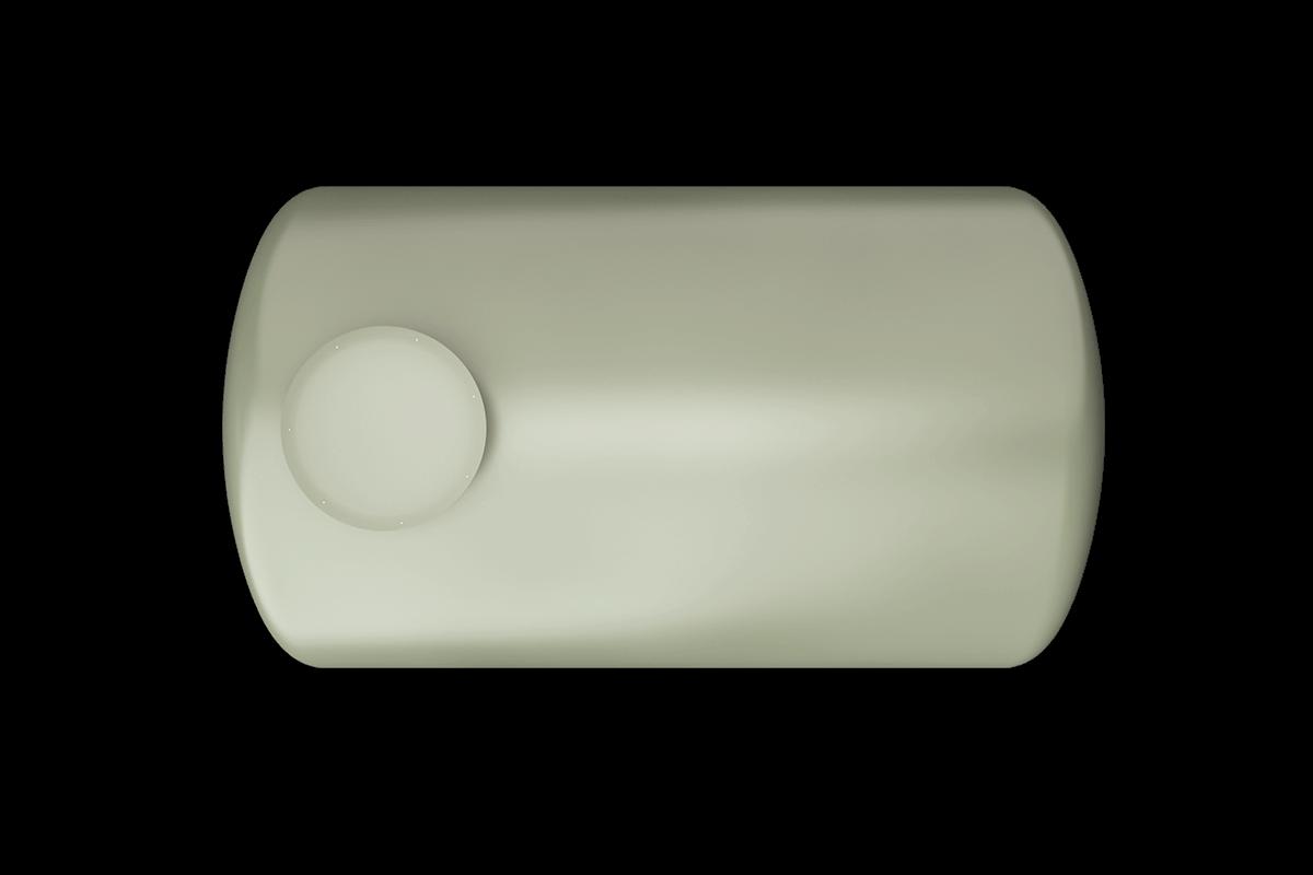 3.5 Ton Yatay Polyester Su Deposu Fiyatı