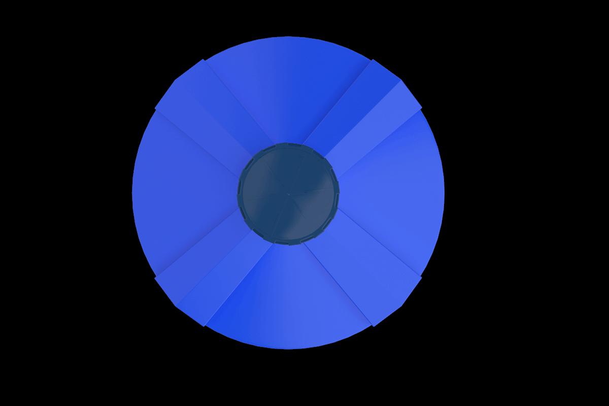 4 Ton Mavi Dikey Su Deposu Fiyatı