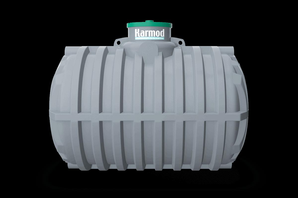 5 Ton Beyaz Toprak Altı Foseptik Tankı