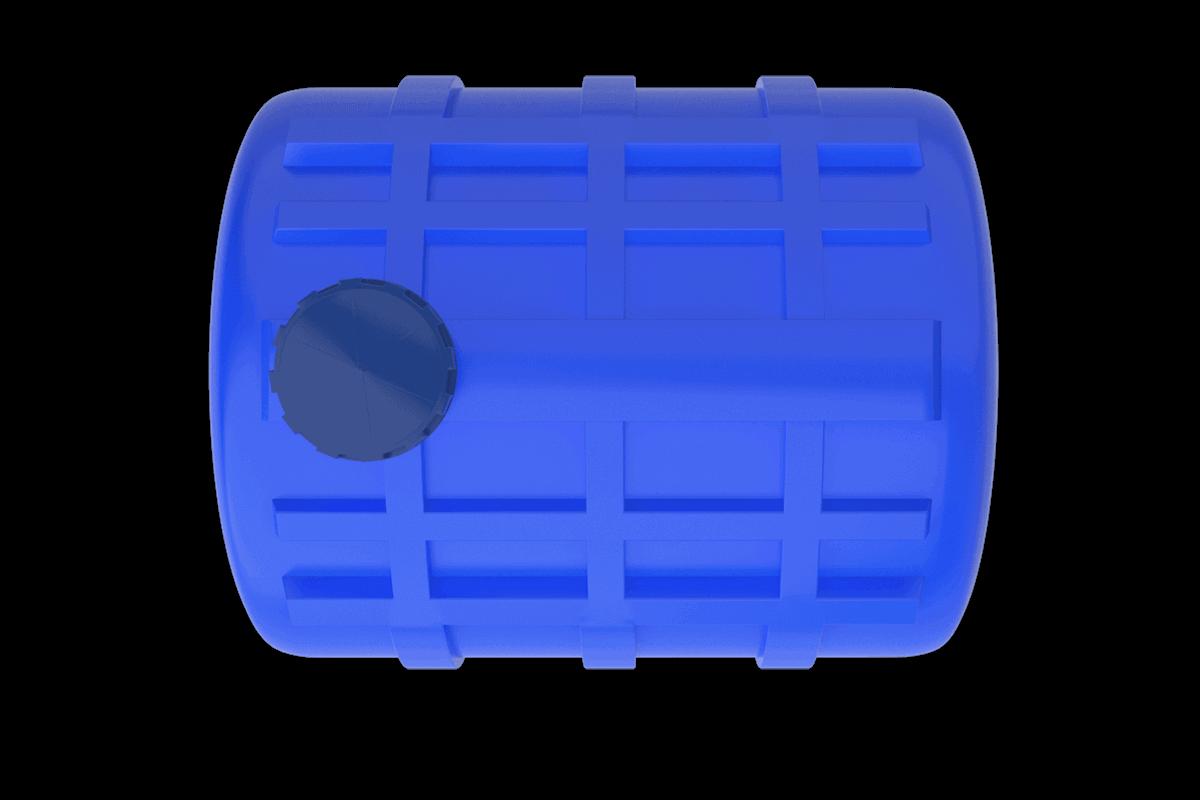 5 Ton Mavi Yatay Su Deposu Fiyatı
