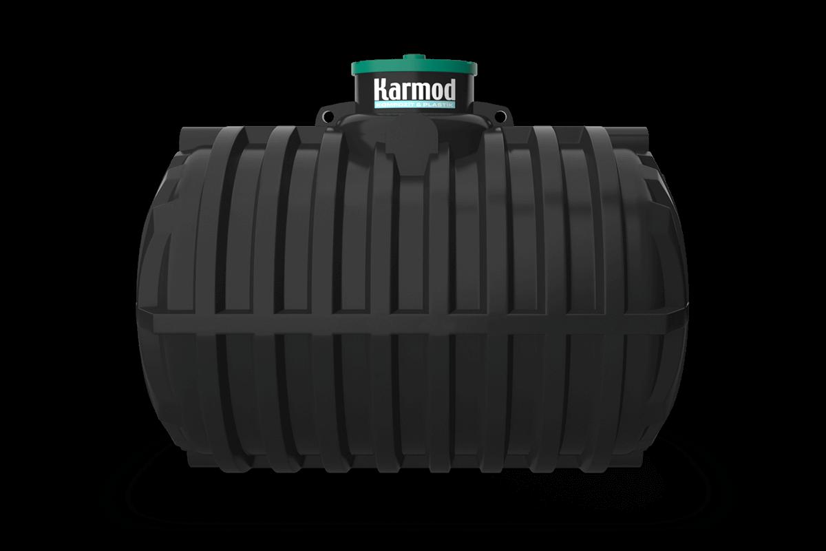 5 Ton Toprak Altı Foseptik Tankı