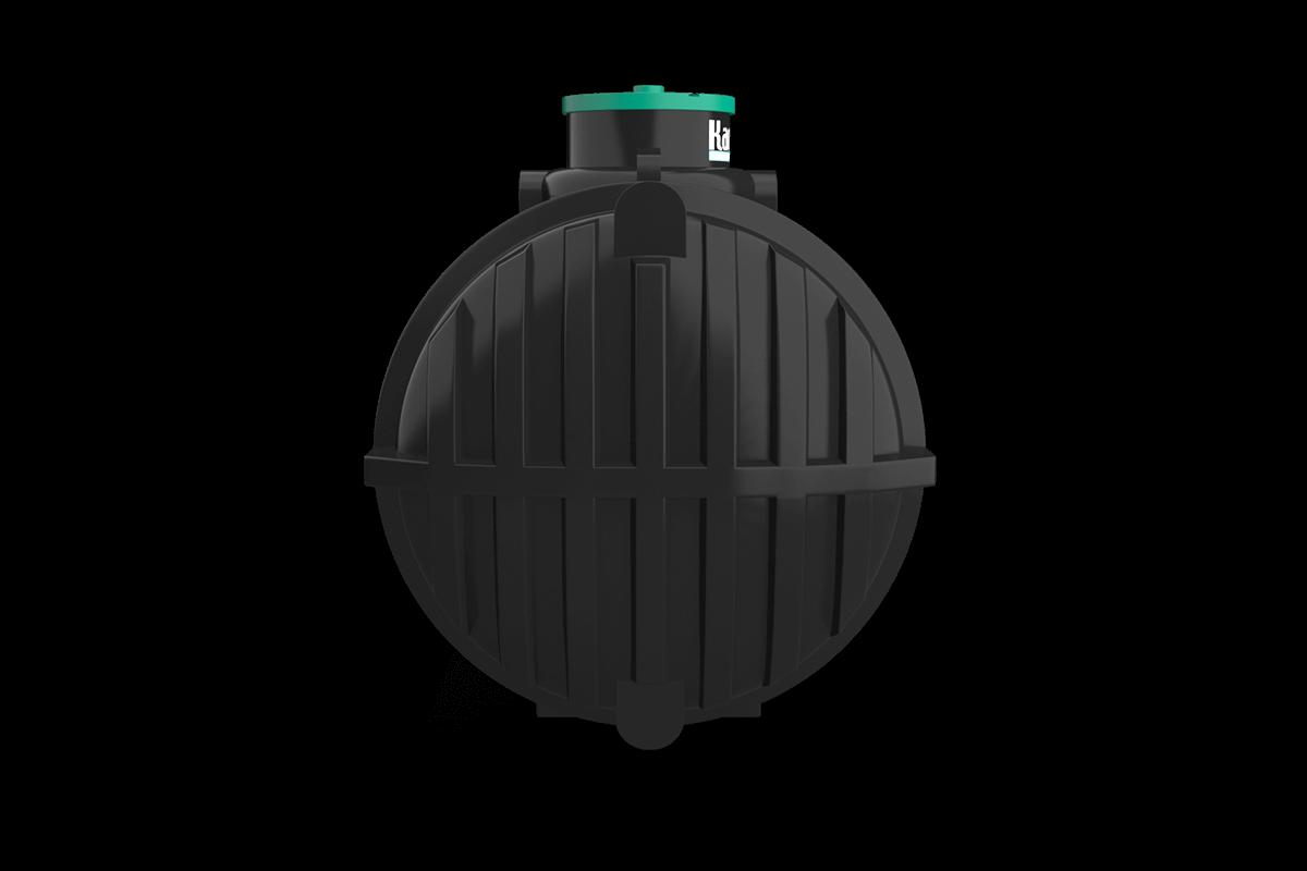 5 Ton Toprak Altı Polietilen Foseptik Tankı Modeli