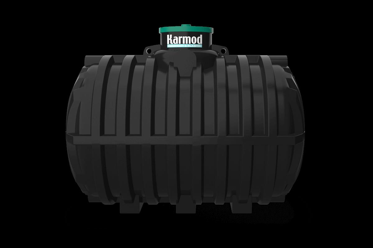 5 Ton Toprak Altı Polietilen Foseptik Tankı