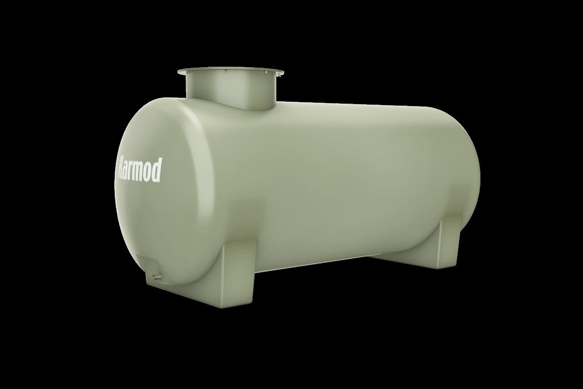 500 Lt Toprak Altı Su Deposu Modeli