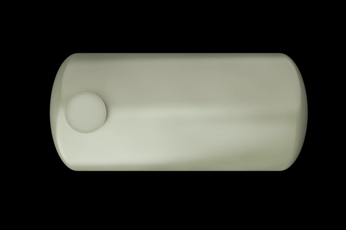 7 Ton Yatay Polyester Su Deposu Fiyatı