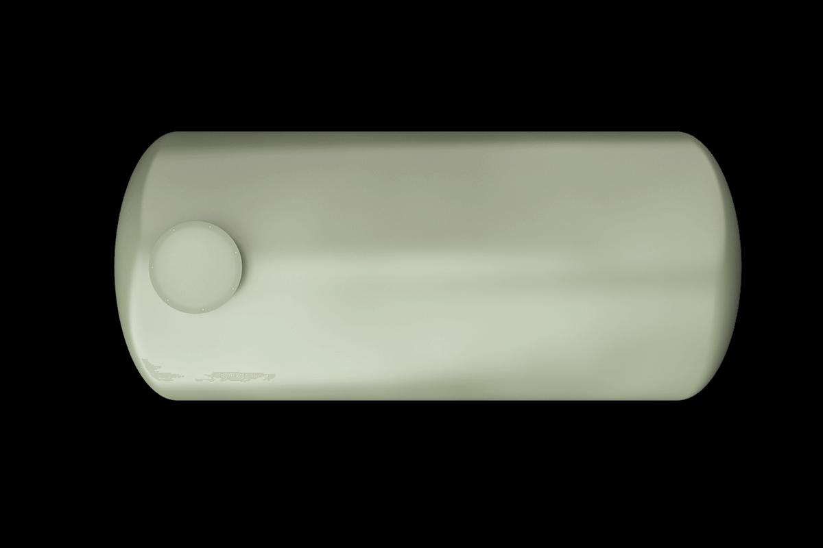 7.5 Ton Yatay Polyester Su Deposu Fiyatı