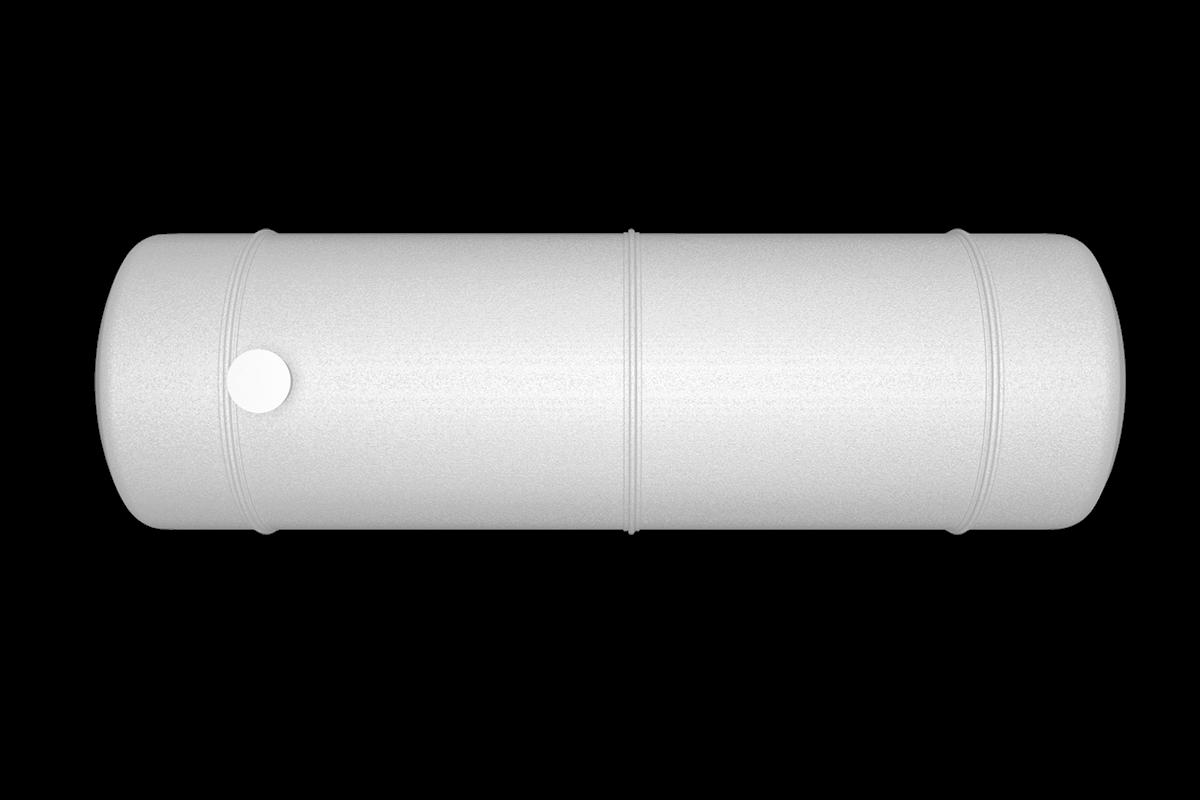 70 Ton Yatay Polyester Su Deposu Fiyatı
