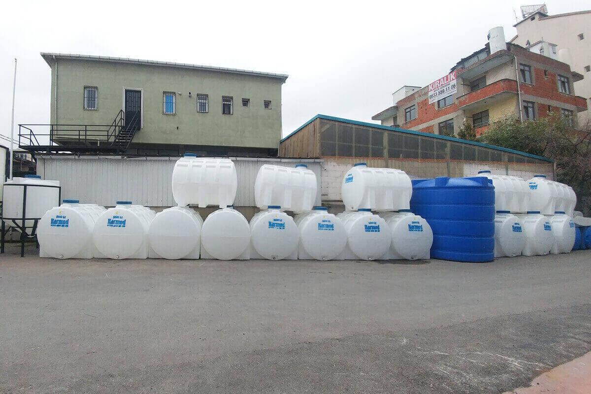 Konya plastik su deposu